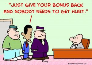 give your bonus back